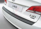 2012 + i40 4 door MOLDED Rear Bumper Paint Guard Protector