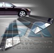 2011 + Sportage R SL Chrome Stainless Steel Door Pillars Post 6p