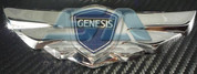 2012 + Azera HG GENESIS WING Badge Emblem Logo