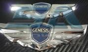 Opel GT GENESIS HOOD TRUNK WING Badge Emblem Logo