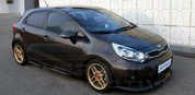 2012+ Rio 5 door NEFD Body Kit