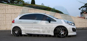 2012+ Rio 5 door NEFD Side Skirts 2pc