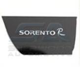 2010 + Sorento R XM LED Interior Door Handle Shell Insert Set
