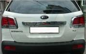 2010+ Sorento R XM Chrome Taillight Covers TYPE 2