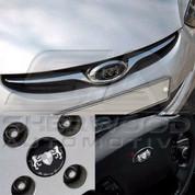 2013+ Elantra Coupe Luxury Generation Emblem Package 7pc