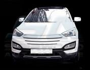 2013-2014 Santa Fe DM/ix45 Luxgen Front Grill Type A