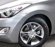 """Chevy / Holden Cruze 5 Door Carbon Mask 17"""" Wheels FULL SET 20pc"""