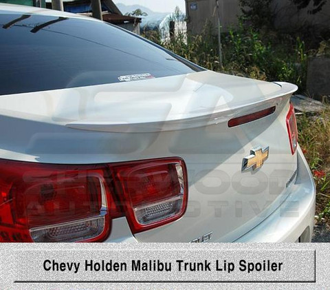 2013 Chevy Malibu Rear Wing Spoiler Korean Auto Imports