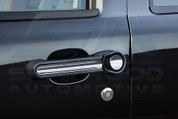 Jeep Liberty / Cherokee KK Chrome Handle Inlays 8pc