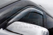 Jeep Grand Cherokee Window Visors