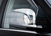 Chrysler / Dodge Grand Voyager RT Chrome Mirror Covers 2pc 2008 2009 2010 2011 2012 2013 2014 2015 2016 2017 from germany