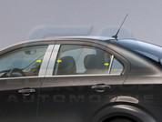 2012+ Chevy Sonic Sedan Pillar Post Trim 6pc