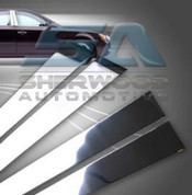 2012+ Chevy Captive Sport Chrome Stainless Steel Door Pillars Po