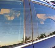 2012+ Chevy Captiva Sport Glass Door Pillars
