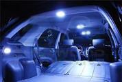 2012+ Chevy Captiva Sport LED Interior Modules