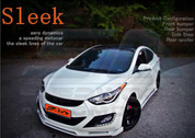2011+ Elantra MD ZIN Body Kit