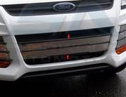 2013 Ford Escape CHROME Grill Accent Trim 2 pc