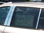 2007-2012 Santa Fe Pillar Post Trim 6pc