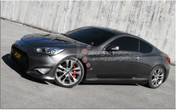 2010-2012 Genesis Coupe Next Generation FNB VEGA FULL PACKAGE