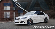 2009-2010 Optima NEFD Side Skirts 2pc Set