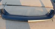Holden Captiva MAXX Rear Bumper Paint Guard Protector