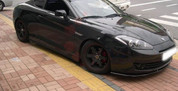 07+ Tiburon Luxgen Body Kit TYPE 2