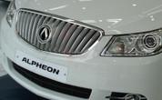 2010-2013 Buick Lacrosse ALPHEON Replacement Emblem Package Conv