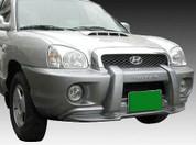 Hyundai Santa Fe Front Bumper Guard Genuine Mobis product bull bar nudge bar brush guard bumper protector bumper cover 2001 2002 2003 2004 2005 2006