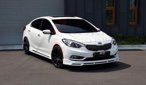 Genesis Auto Sales >> 2014+ Forte K3 Luxgen FULL Body Kit - Korean Auto Imports