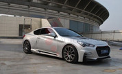"2013-2014 Genesis Coupe M&S ""HYPER G"" FULL BODY KIT"