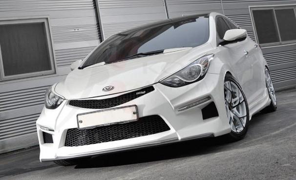 2011 2014 Elantra Md M Amp S Full Body Kit Korean Auto Imports