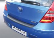 2010 - 2012 i30 5 door MOLDED Rear Bumper Paint Guard Protector