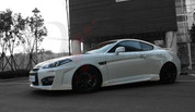 2007-2009 Tiburon NEFD HX40 Body Kit