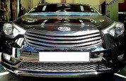 2014+ Forte K3 Luxury Front Radiator Grill Replacement