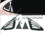 2007 Elantra Chrome C-Pillars Garnish Set