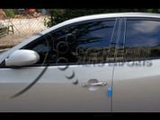 "2007 Elantra ""Dynamic Sedan"" Door Pillars"