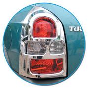 Tucson Chrome Tail Light Covers