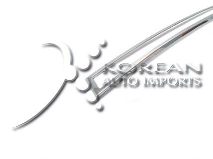 Azera Chrome Rear Garnish center taillight surround trim 2006 2007 2008 2009 2010 2011