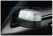 Dodge Nitro Jeep Patriot Stainless Steel Chrome Mirror Covers Caps 2pc set