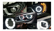2012+ i30 XLOOK Premium CC POWER LED Angel Eyes 2pc Set