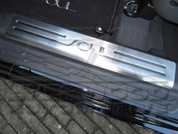 Soul Stainless Steel Door Sills