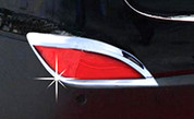 2010+ Tucson Chrome Rear Bumper light Trims