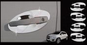 Chevy Trax Chrome Door Handle Shell Set 8pc