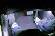 Buick Encore Interior LED Floor Board Module Set