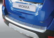 Opel Mokka Molded Rear Bumper Paint Guard Protector
