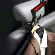 *NEW* Car Hanger Headrest Clothes, Tie Jacket Rack
