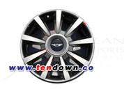 "2014+ Genesis Sedan 19"" PRADA edition OE Wheel w/ Wing Wheel Cap"