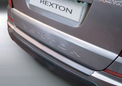 2013+ Rexton W Molded Rear Bumper Paint Guard Protector