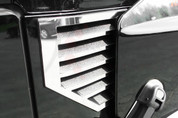2003 - 2011 Hummer H2 Cowl Vent Cover by SAA