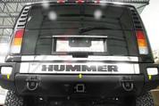 2003 - 2011 Hummer H2 Rear Bumper Cover